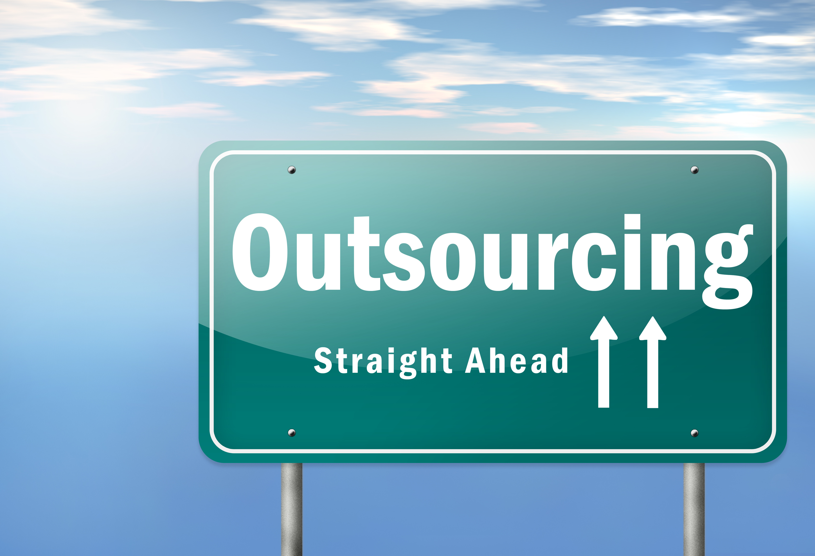 outsourcing at any cost Outsourcing is a practice used by different companies to reduce costs by  transferring portions of work to outside suppliers rather than  what is ' outsourcing.
